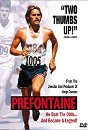 Prefontaine (1997) Poster - Movie Forum, Cast, Reviews
