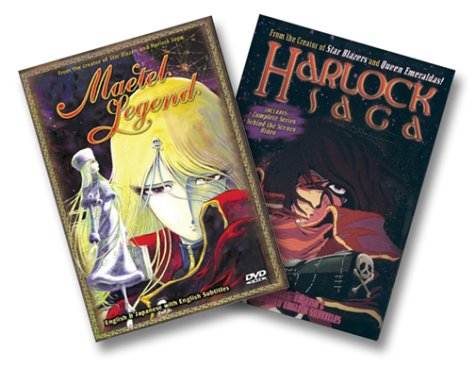 Harlock Saga: Nibelung no yubiwa 'Rhein no ôgon' (1999)