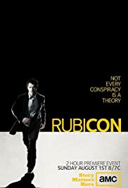 Rubicon Poster - TV Show Forum, Cast, Reviews
