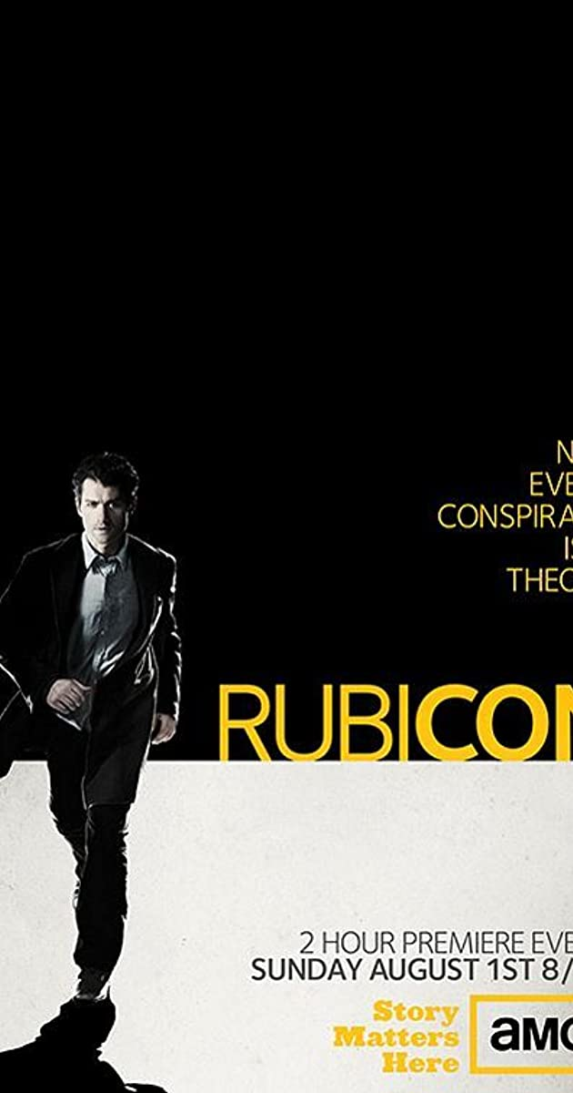 Rubicon - Season 1 - IMDb