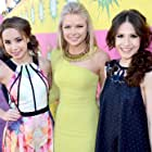 Erin Sanders, Savannah Jayde, and Kelli Goss at an event for Nickelodeon Kids' Choice Awards 2013 (2013)