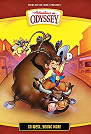 Adventures in Odyssey: Go West Young Man Poster
