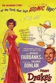 Mr Drake's Duck Poster