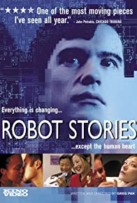 Primary photo for Robot Stories