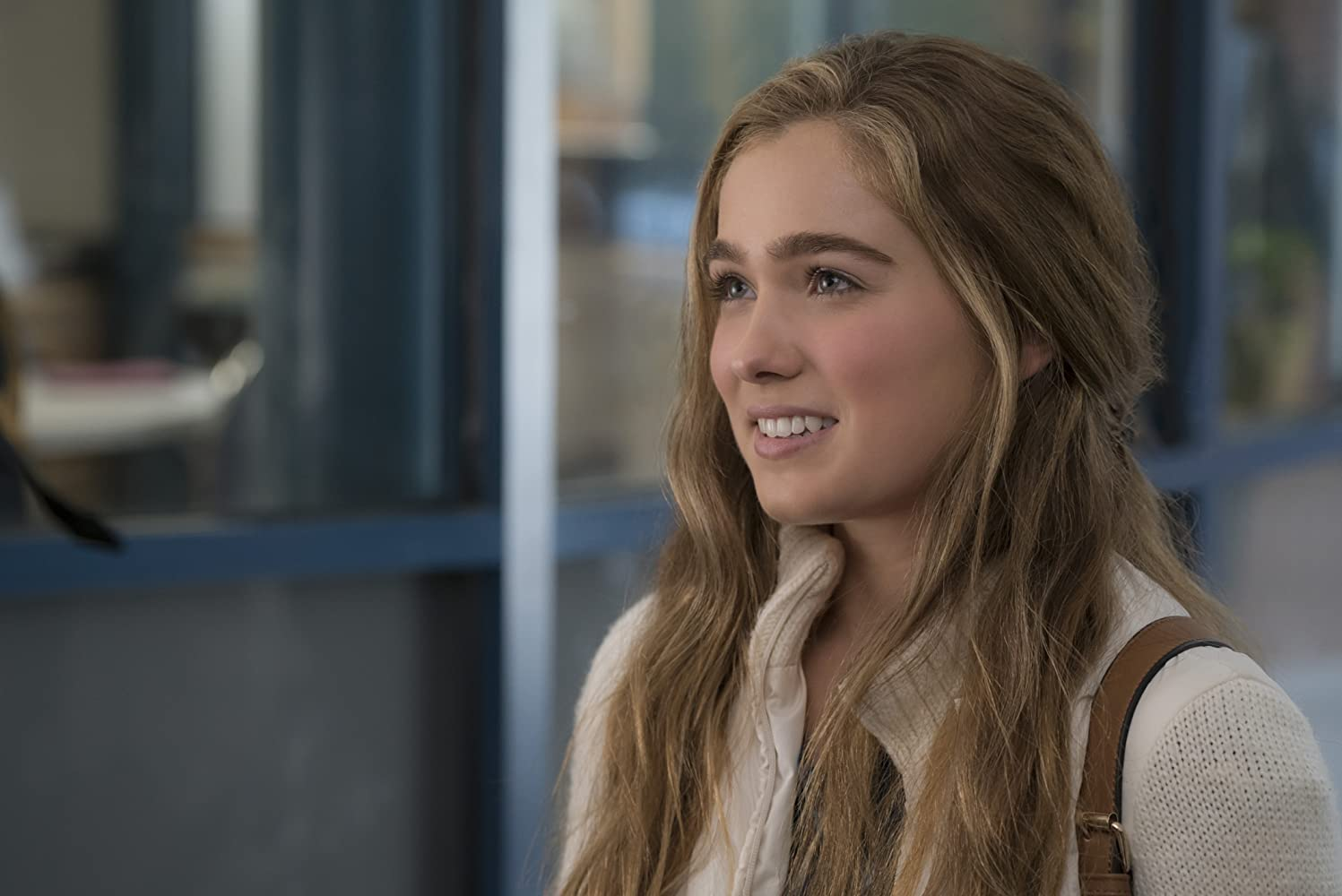Haley Lu Richardson in The Edge of Seventeen (2016)