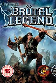 Brütal Legend (2009) Poster - Movie Forum, Cast, Reviews