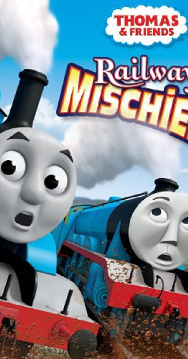 Subtitle of Thomas & Friends: Railway Mischief