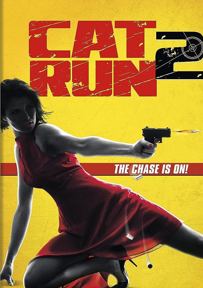 Poster film Cat Run 2