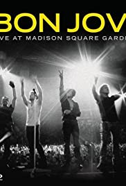 Bon Jovi: Live at Madison Square Garden Poster