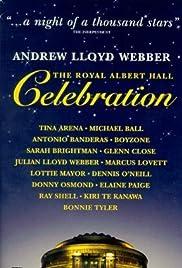 Andrew Lloyd Webber: The Royal Albert Hall Celebration Poster