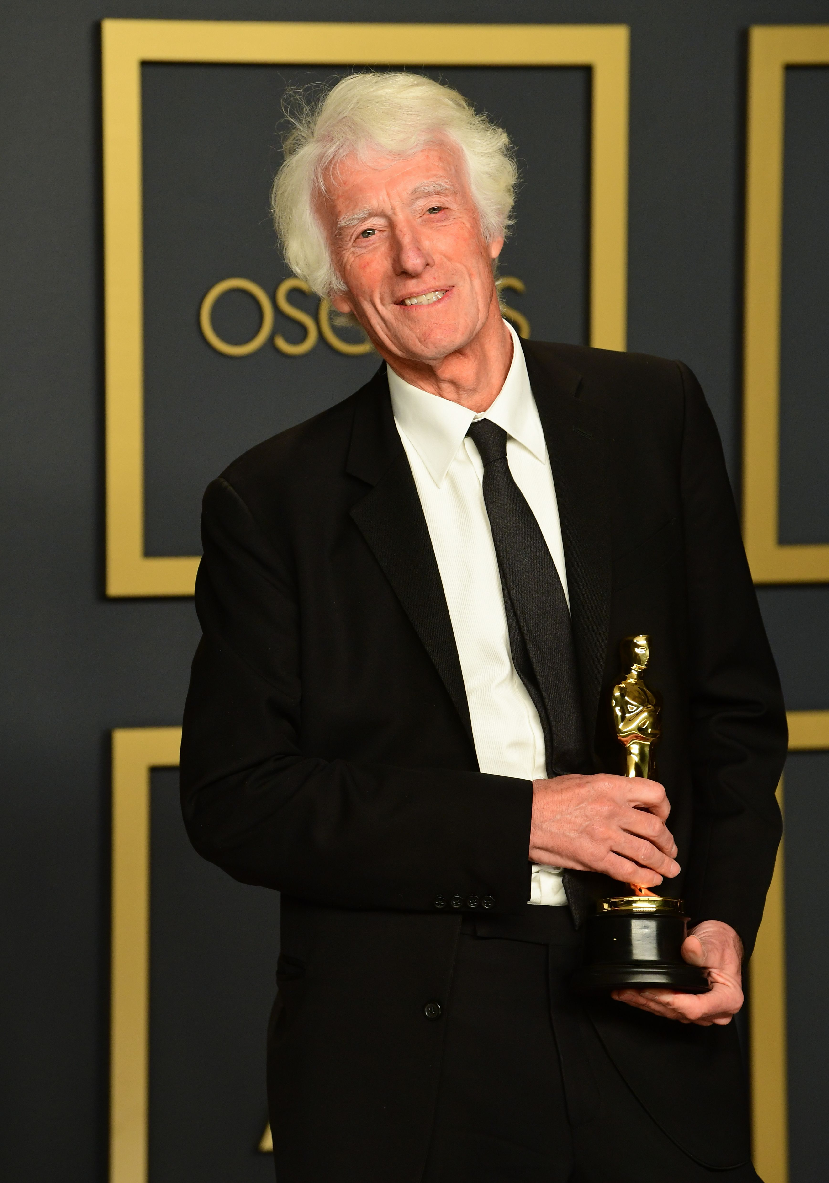 Roger Deakins at an event for The Oscars (2020)