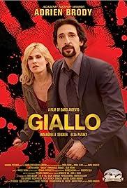 Giallo(2009) Poster - Movie Forum, Cast, Reviews