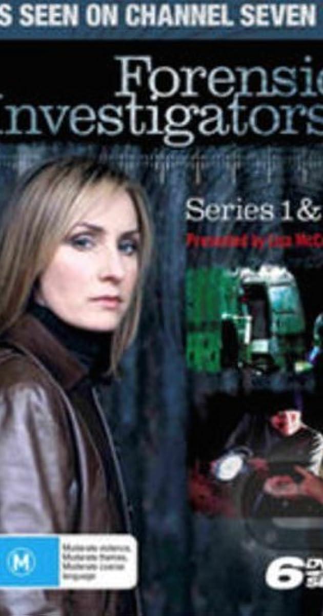 Forensic Investigators Tv Series 2004 2006 Imdb