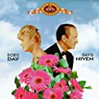 Doris Day, David Niven, Baby Gellert, Charles Herbert, Stanley Livingston, and Flip Mark in Please Don't Eat the Daisies (1960)