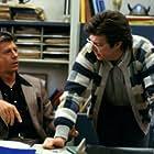 """The Breakfast Club"" Paul Gleason, director John Hughes"