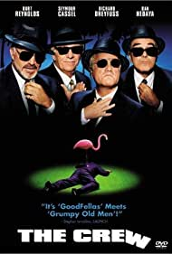 Richard Dreyfuss, Dan Hedaya, Burt Reynolds, and Seymour Cassel in The Crew (2000)