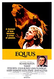 Image result for equus movie poster