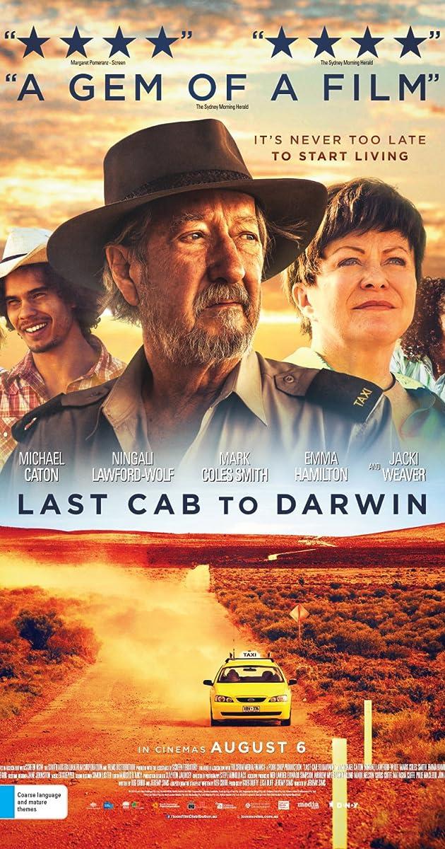 Subtitle of Last Cab to Darwin