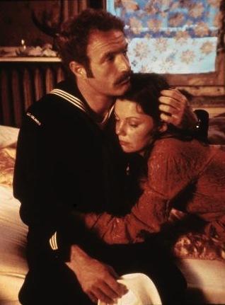 James Caan and Marsha Mason in Cinderella Liberty (1973)