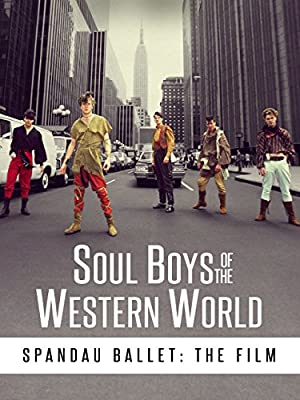 Where to stream Soul Boys of the Western World