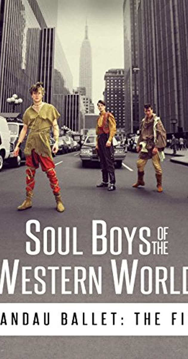 Subtitle of Soul Boys of the Western World