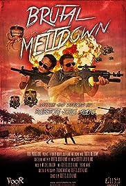 Brutal Meltdown Poster