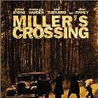 Gabriel Byrne, John Turturro, Al Mancini, and Mike Starr in Miller's Crossing (1990)