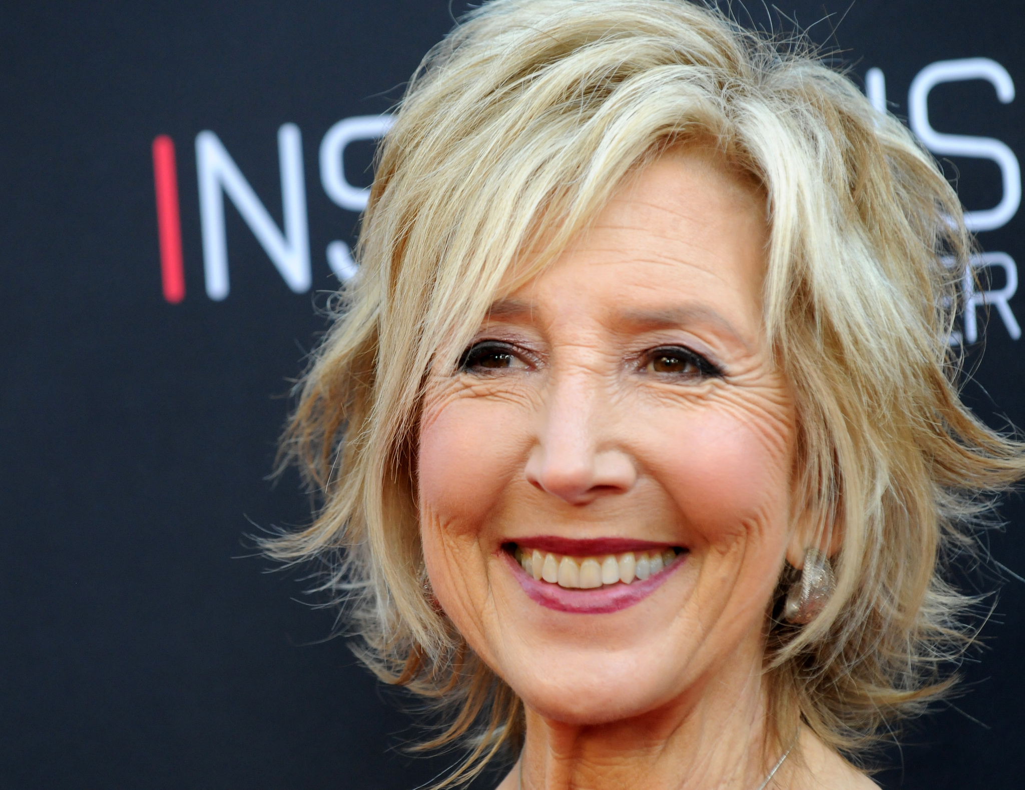 Lin Shaye at an event for Insidious: Chapter 3 (2015)