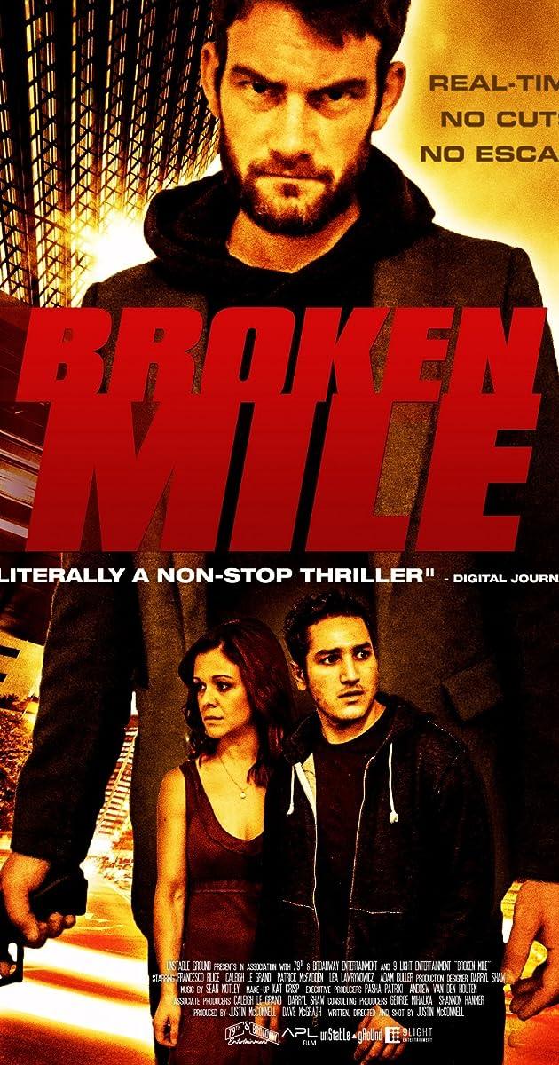 Broken Mile 2016 Imdb