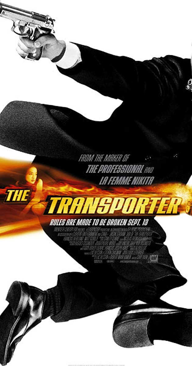 Subtitle of The Transporter