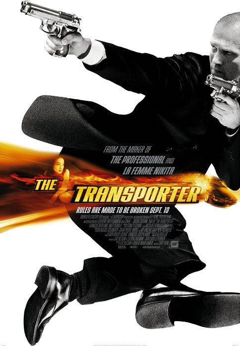 The Transporter (2002) BluRay 480p, 720p & 1080p