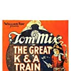 Tom Mix in The Great K & A Train Robbery (1926)