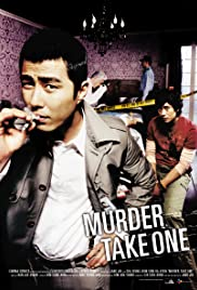 Murder, Take One Poster