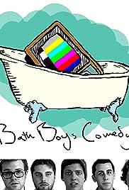 Bath Boys Comedy Poster