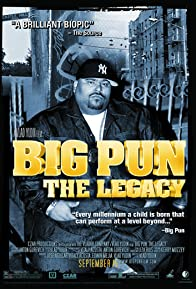 Primary photo for Big Pun: The Legacy