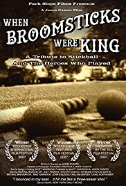 When Broomsticks Were King Poster