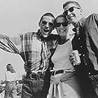 Glen Berry, Hettie Macdonald, and Scott Neal in Beautiful Thing (1996)