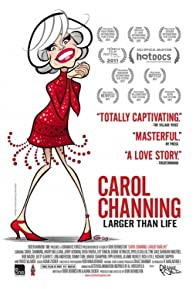 Primary photo for Carol Channing: Larger Than Life