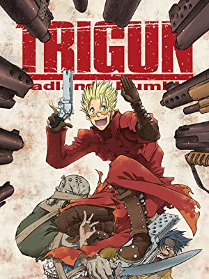 Trigun: Badlands Rumble (2010) online sa prevodom