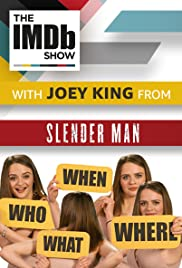 Who, What, Where, When: Joey King Poster