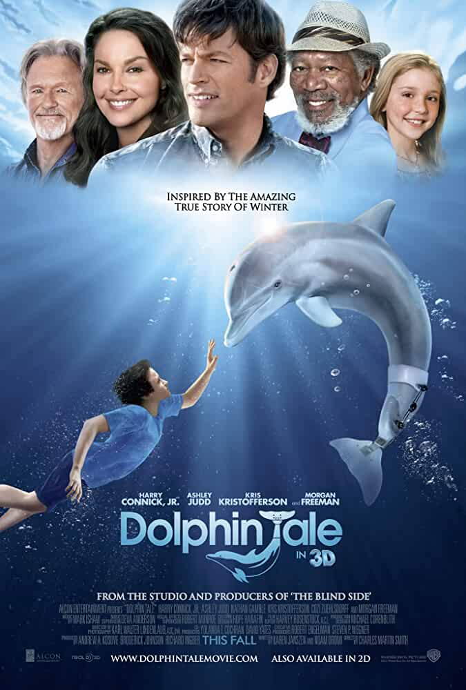 Download Dolphin Tale (2011) Dual Audio (Hindi-English) 480p [400MB] || 720p [900MB]