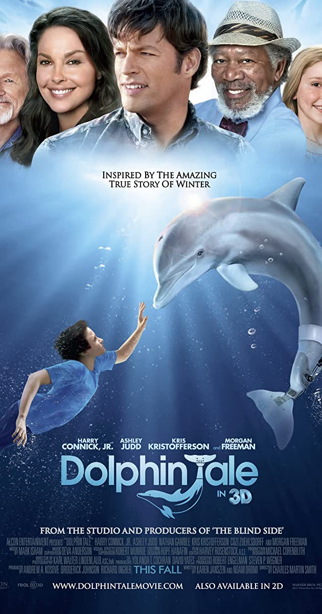 Subtitle of Dolphin Tale
