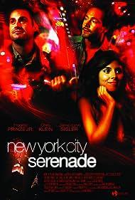 Chris Klein, Freddie Prinze Jr., and Jamie-Lynn Sigler in New York City Serenade (2007)