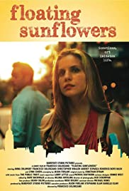 Floating Sunflowers Poster