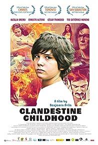 Primary photo for Clandestine Childhood