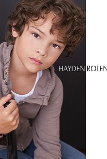 Hayden Rolence Picture
