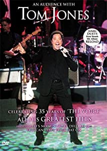 Downloading movie to dvd An Audience with Tom Jones by [420p]