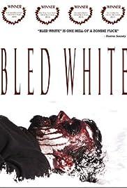Bled White Poster