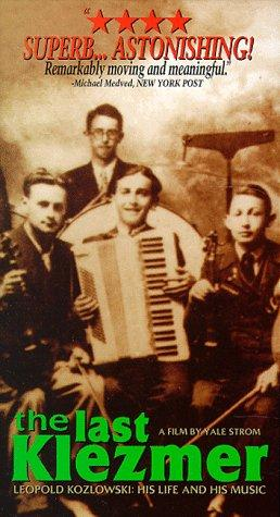 The Last Klezmer: Leopold Kozlowski, His Life and Music (1994)