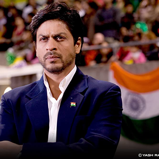 Shah Rukh Khan in Chak de! India (2007)